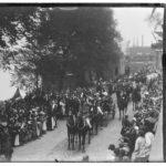 28 september 1904 Jacob Olie bezoekt Koningin Wilhelmina