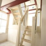 Nieuwe trappetjes