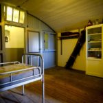 De ziekenboeg van Fort aan den Ham. Foto: Aart Jan van Mossel.