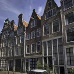 Kerkstraat 402-408 na restauratie door Stadsherstel. Foto: Sjors van Dam.