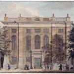 Portugese Synagoge. Schouten, H.P. 1765-1770.