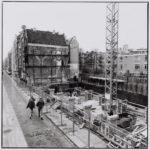 Panden afgebroken vanwege aanleg metro, Stadsarchief Amsterdam, 1992