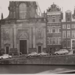 Gevel kerk en pastorie, Arsath Ro Is, J.M., 1973