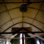 Kapverdieping voor restauratie, Aart Jan van Mossel.