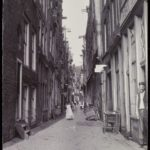 Sint Nicolaasstraat, anno 1905