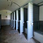 Toiletten van Fort aan den Ham.