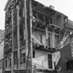 Bouwvallige en gezamenlijke bouwmuur weg, (1983).
