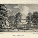 Landgoed Houdringe prent van houtman naar tekening van Hoevenaar. ca 1828 coll Utrechts archief