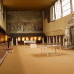 Salle Jeu de Paume, Versailles intérieur.