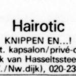 Telegraaf 1986