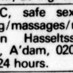 Telegraaf 1987