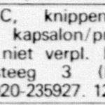 Telegraaf 1988