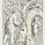 Amalthea met Hoorn en Zeus.
