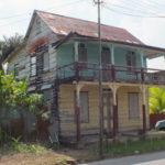 Costerstraat 62, Paramaribo voor restauratie.
