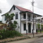 Costerstraat 62, Paramaribo na restauratie.