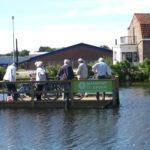 Akermolen, pontje van Haarlemmermeer naar Amsterdam over de Ringvaart