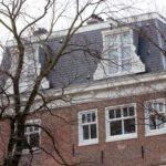 Gerestaureerde kap en dakkapellen met nieuwe leien, Sjors van Dam (2021)