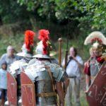 Romeinen weekend_fort bij Fort aan den Ham.