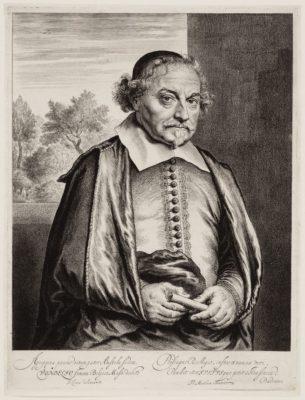 7 Vondel Ets Lievens, Jan, Matham, Theodor (1650(
