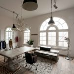 Showroom van Levi Strauss.
