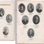 Overzicht van de 11 Amsterdamse gasdirecteuren.