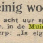 De Waarheid, 13-02-1946.