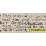 Nieuws van den dag 12-10-1885