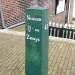 Paaltje Noorder IJdijk - Zeedijk