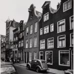 Kerkstraat met v.r.n.l. nummer 186 t/m 190 (1956)