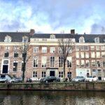 Gevel van de Nieuwe Herengracht 49.