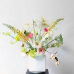 Bloemen van Pompon.