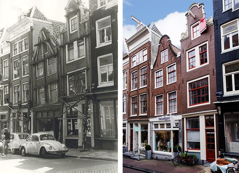 Runstraat 29 voor en na foto