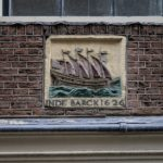 Gevelsteen Inde Barck 1626