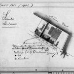 De Hoogte Kadijk met nog het oude huisnummer 103. Anno 1902.