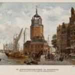 Haringpakkerstoren, Steffelaar, Nicolaas, Tresling en Co.