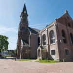 Opgeknapte kerk en buurt, Aart Jan van Mossel