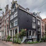 Brouwersgracht 46, Amsterdam, aangekocht door Stadsherstel. Foto 15 Juli 2020.