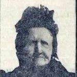Mevrouw Ede in 1921, dan 103 jaar.