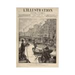 Palingoproer 1886 Haenen, Frédéric de (1853-1928), Tilly, e.a.