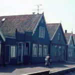 Huisjes aan het Hazepad.