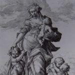 Jacob Matham (naar een tekening van Hendrick Goltzius, Bron: VVAG)