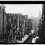 Jacob Olie juni 1897, 2e huis links is ons pand.