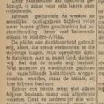 1921, Het huisgezin deel 1.