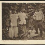 Afrikaanse christenen in Lokandu.