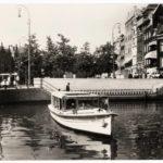 Rederij Kooij aan het Rokin (1948).