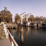 De Pelikaanbrug kwam in 1987.