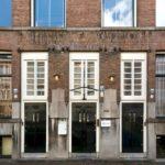 Amsterdamse School Entree.