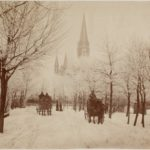 Vondelpark anno 1880.