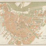Kaart van Amsterdam (1883)