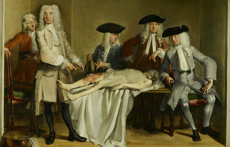Sa 7412 Anatomische Les Van Dr. Willem Röell